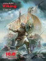 ヴァイキング戦士 9世紀
