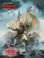 ICM1/16 フィギュアヴァイキング戦士 9世紀