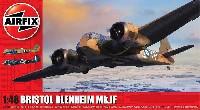 エアフィックス1/48 ミリタリーエアクラフトブリストル ブレニム Mk.1F