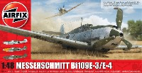 エアフィックス1/48 ミリタリーエアクラフトメッサーシュミット Bf109 E-3/E-4