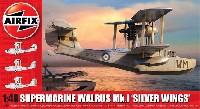 エアフィックス1/48 ミリタリーエアクラフトスーパーマリーン ウォーラス Mk.1 シルバーウイングス