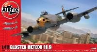 エアフィックス1/48 ミリタリーエアクラフトグロスター ミーティア FR.9