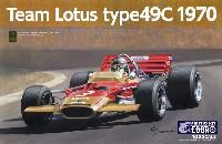 チーム ロータス Type49C 1970
