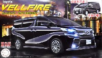 フジミ1/24 カー NEXTトヨタ ヴェルファイア ZA G エディション (ブラック)