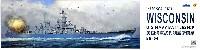 アメリカ海軍 戦艦 ウィスコンシン BB-64