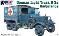 ドイツ 1.5tトラック G3a 野戦救急車