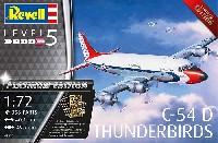 レベル1/72 飛行機C-54D サンダーバーズ