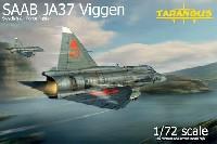 タラングス1/72 エアクラフト プラモデルサーブ JA37 ビゲン