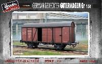 ドイツ 有蓋貨車 Gr 15t アーチ型