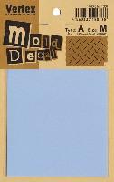 モールドデカール TypeA 縞鋼板 M