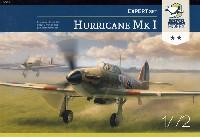 アルマホビー1/72 エアクラフト プラモデルホーカー ハリケーン Mk.1 エキスパートセット