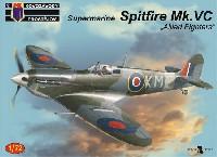 スーパーマリン スピットファイア Mk.5c 連合軍戦闘機