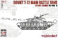 ソビエト T-72 主力戦車 1970-1990年代 N in 1