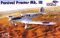 ドラ ウイングス1/72 エアクラフト プラモデルパーシヴァル プロクター Mk.3