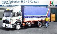 イヴェコ ターボスター 190-42 キャンバストラック