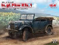 ドイツ le.gl.Pkw Kfz.1 軽四輪駆動車