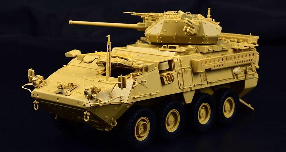 M1296 ストライカー ドラグーン 歩兵戦闘車プラモデル(パンダホビー1/35 CLASSICAL SCALE SERIESNo.PH35045)商品画像_3