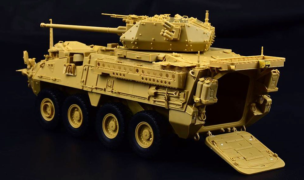 M1296 ストライカー ドラグーン 歩兵戦闘車プラモデル(パンダホビー1/35 CLASSICAL SCALE SERIESNo.PH35045)商品画像_4