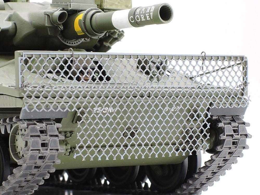 M551 シェリダン エッチングパーツ メタル砲身セットエッチング(タミヤディテールアップパーツ シリーズ (AFV)No.12687)商品画像_2