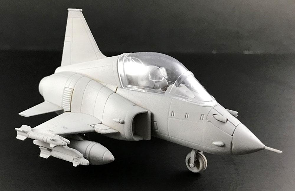 ROCAF F-5E/F-5F/RF-5Eプラモデル(フリーダムモデルコンパクトシリーズNo.162701)商品画像_2