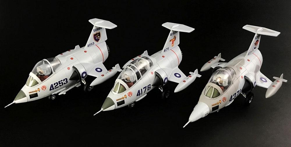 ROCAF F-104/TF-104/RF-104プラモデル(フリーダムモデルコンパクトシリーズNo.162702)商品画像_1
