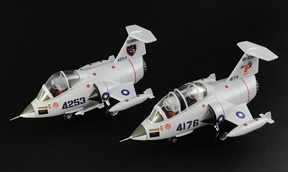 ROCAF F-104/TF-104/RF-104プラモデル(フリーダムモデルコンパクトシリーズNo.162702)商品画像_2