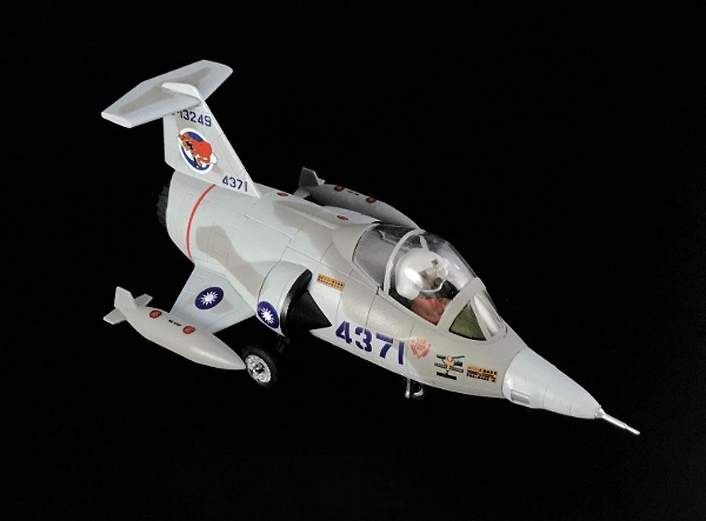 ROCAF F-104/TF-104/RF-104プラモデル(フリーダムモデルコンパクトシリーズNo.162702)商品画像_3