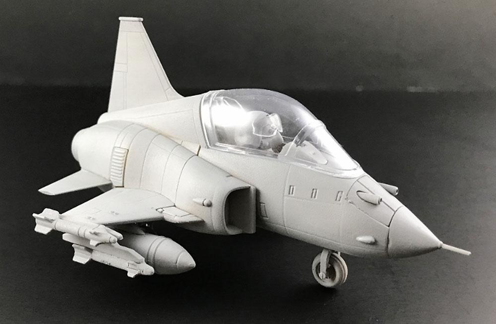 ROCAF F-5E/F-5F 第7戦闘訓練航空隊 40周年記念プラモデル(フリーダムモデルコンパクトシリーズNo.162706)商品画像_1