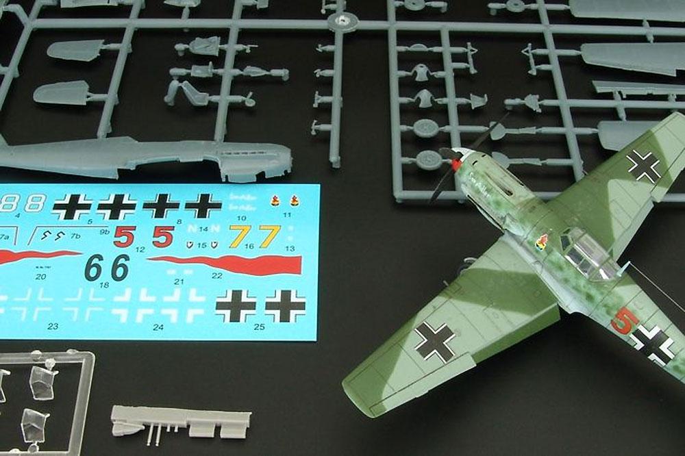 メッサーシュミット Bf109T-2プラモデル(ブレンガン1/72 Plastic kitsNo.BRP72033)商品画像_1