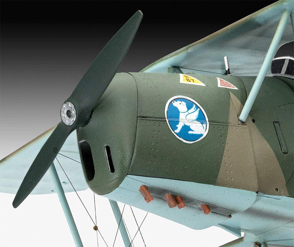 ビュッカー Bu131D ユングマンプラモデル(レベル1/32 AircraftNo.03886)商品画像_2