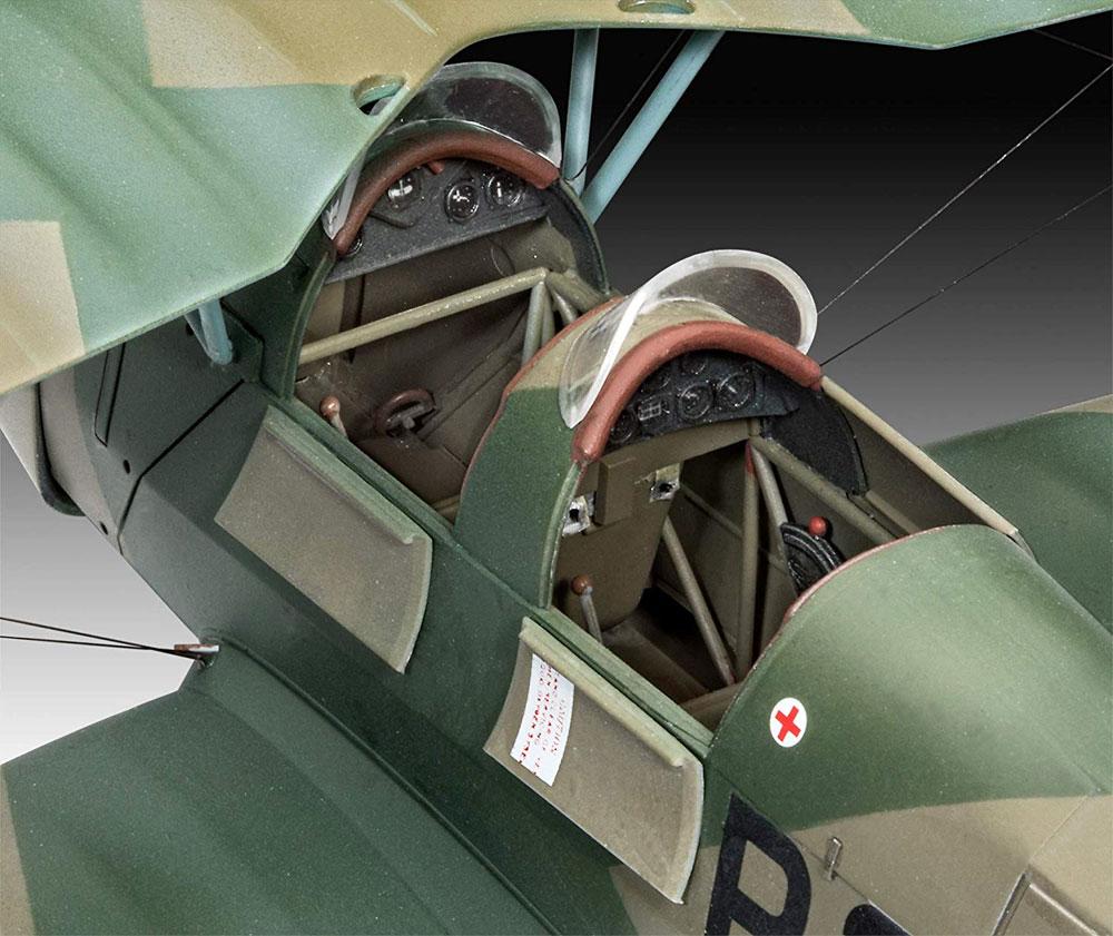 ビュッカー Bu131D ユングマンプラモデル(レベル1/32 AircraftNo.03886)商品画像_3