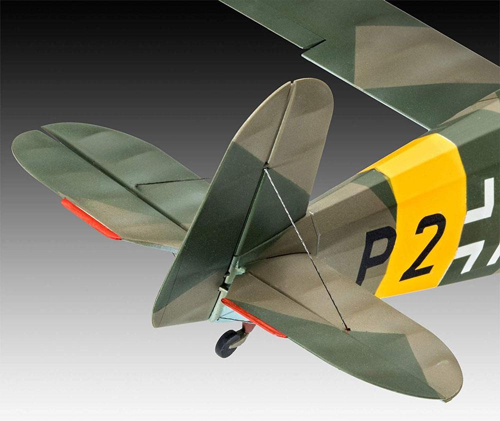 ビュッカー Bu131D ユングマンプラモデル(レベル1/32 AircraftNo.03886)商品画像_4