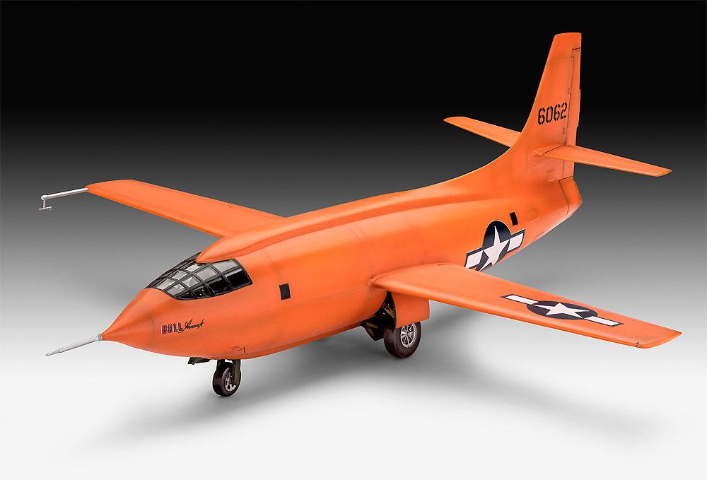 ベル X-1プラモデル(レベル1/32 AircraftNo.03888)商品画像_2