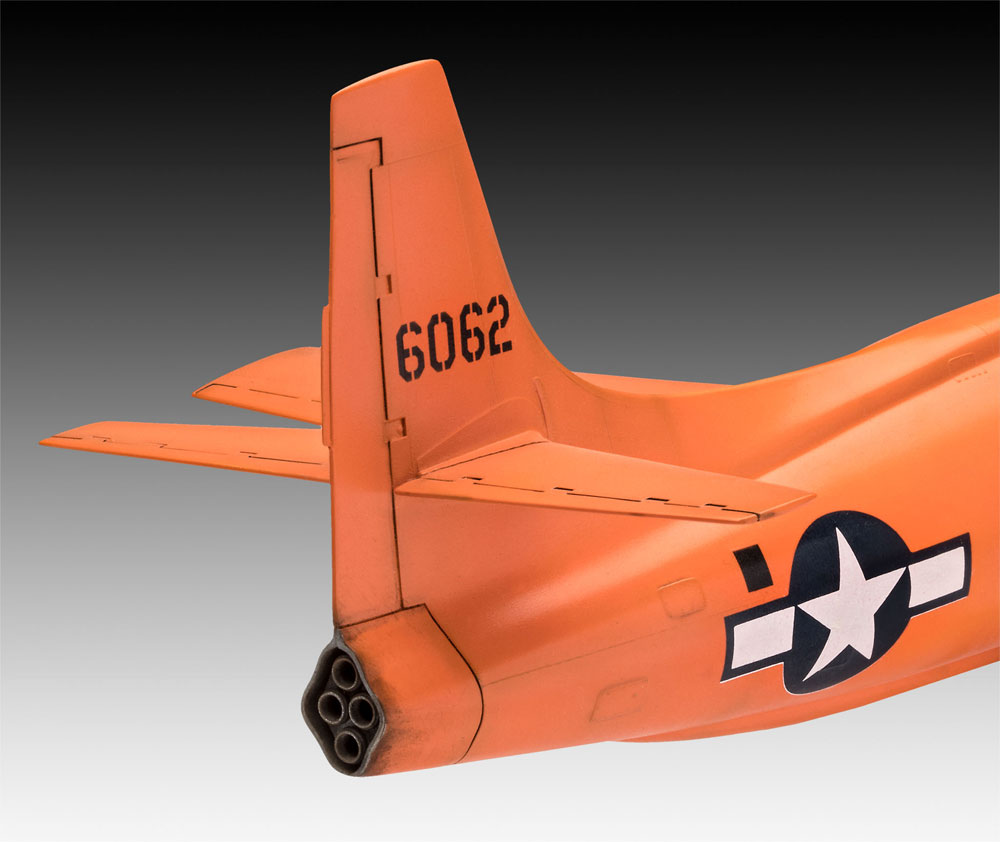 ベル X-1プラモデル(レベル1/32 AircraftNo.03888)商品画像_4