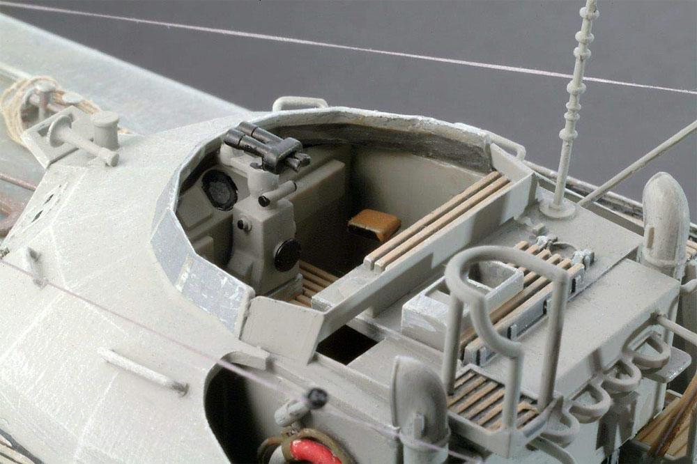 ドイツ 魚雷艇 S-100プラモデル(レベル1/72 艦船モデルNo.05162)商品画像_2