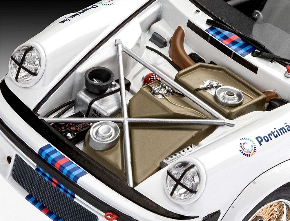 ポルシェ 934 RSR マルティニプラモデル(レベルカーモデルNo.07685)商品画像_2