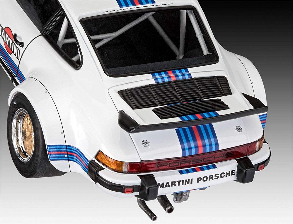 ポルシェ 934 RSR マルティニプラモデル(レベルカーモデルNo.07685)商品画像_3