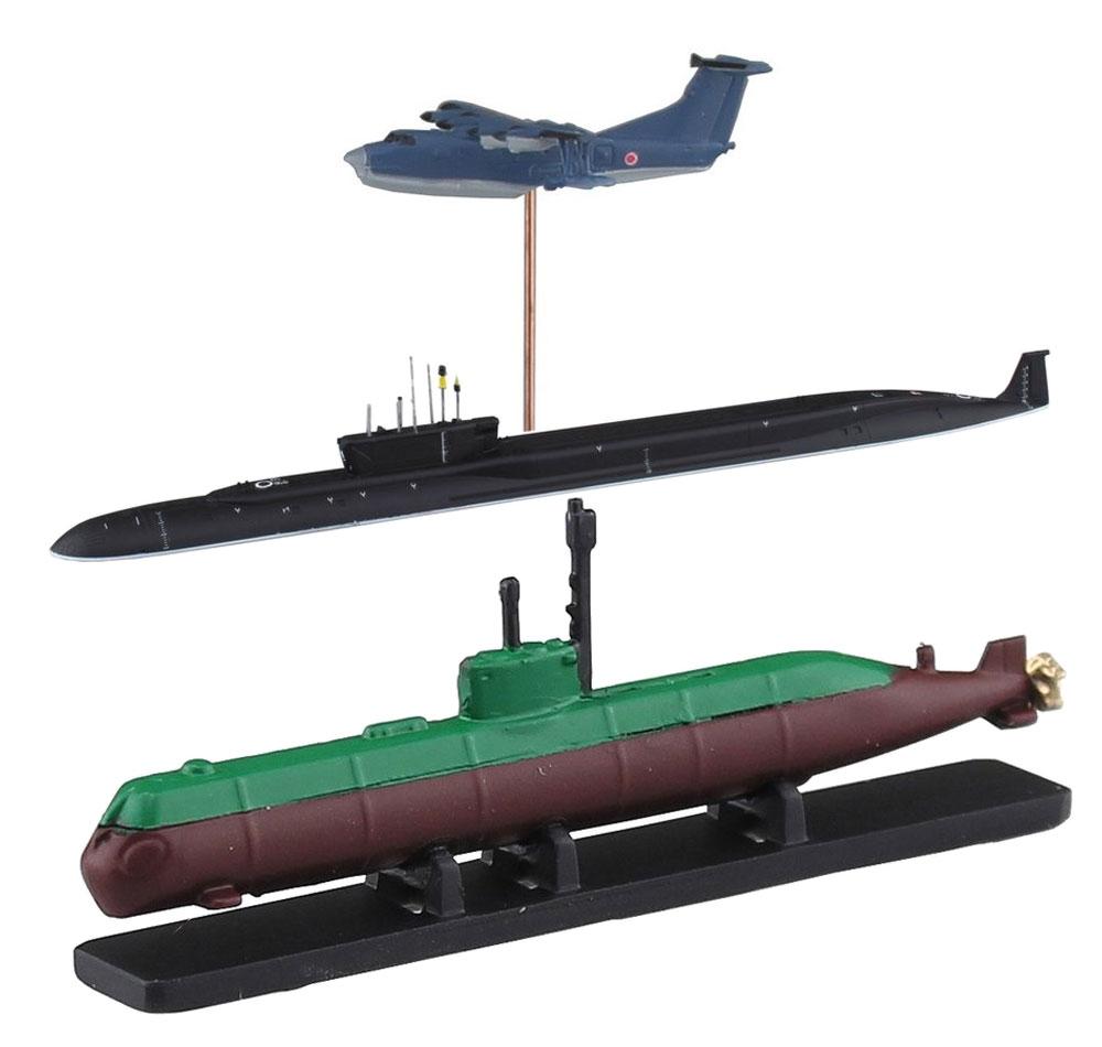 海上自衛隊 護衛艦 あさひ SP シーレーン防衛作戦プラモデル(アオシマ1/700 ウォーターラインシリーズNo.055656)商品画像_3