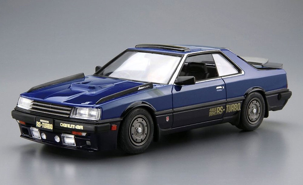 ニッサン DR30 スカイラインRS エアロカスタム '83プラモデル(アオシマ1/24 ザ・モデルカーNo.108)商品画像_2