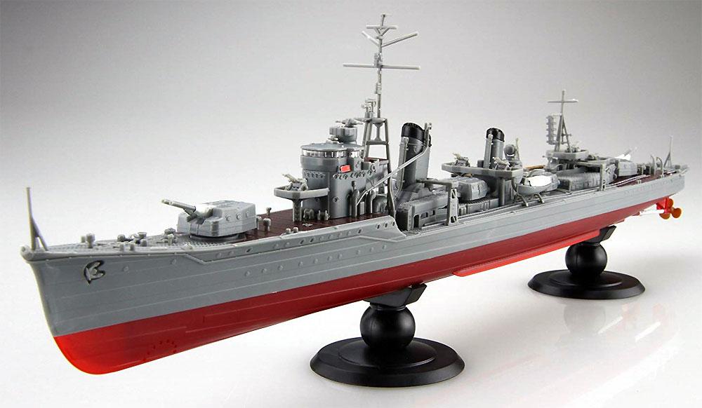 日本海軍 陽炎型駆逐艦 雪風/磯風 2隻セットプラモデル(フジミ艦NEXTNo.005)商品画像_1