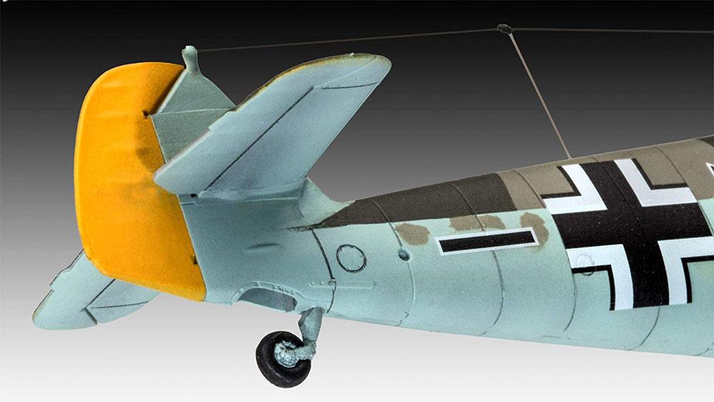 メッサーシュミット Bf109F-2プラモデル(レベル1/72 飛行機No.03893)商品画像_3
