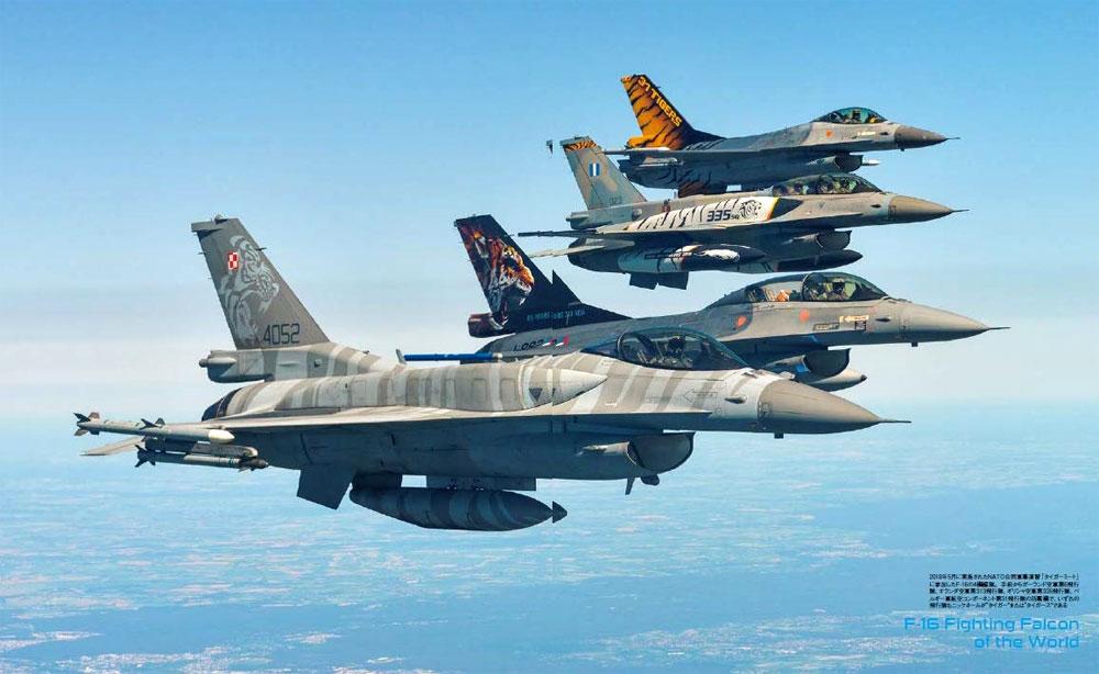 F-16 ファイティングファルコン 最新版ムック(イカロス出版世界の名機シリーズNo.61855-37)商品画像_1