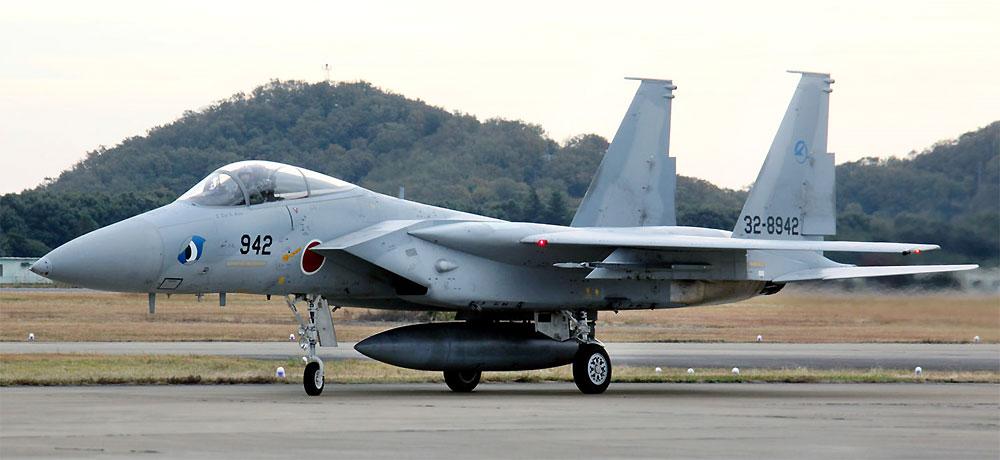 航空自衛隊 F-15J まそたんF形態 岐阜基地航空祭 2018 特別マーキング再現デカール付属プラモデル(プラッツ1/72 プラスチックモデルキットNo.HMK-001SP)商品画像_3
