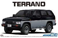 アオシマ1/24 ザ・モデルカーニッサン D21 テラノ V6-3000 R3M '91