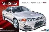 アオシマ1/24 ザ・チューンドカーVeilSide コンバットモデル BNR32 スカイライン GT-R '90 (ニッサン)