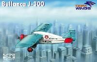 ドラ ウイングス1/72 エアクラフト プラモデルべランカ J-300 リバティ & ワルシャワ