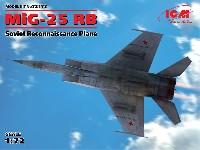 ICM1/72 エアクラフト プラモデルMiG-25 RB