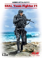 アメリカ海軍 特殊部隊 SEAL隊員 No.1