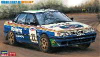 スバル レガシィ RS 1991 RACラリー