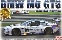 NuNu1/24 レーシングシリーズBMW M6 GT3 2016 GTシリーズ イタリア モンツァ